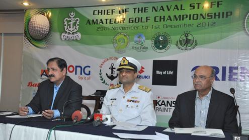 CNS Amateur Golf Championship
