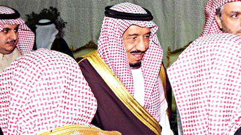 Crown Prince: King Abdullah is in good health