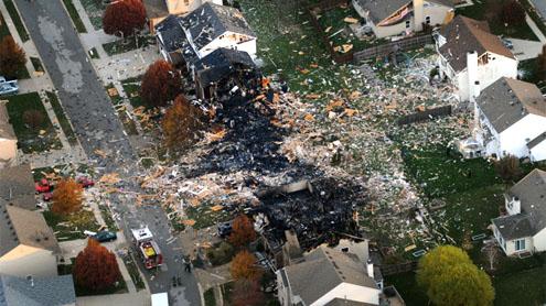 Deadly blast devastates Indianapolis neighborhood