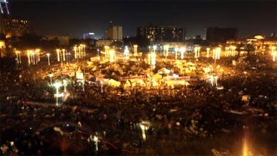 Egypt mass protests challenge Islamist president