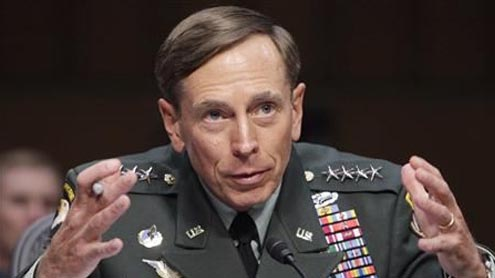 """FBI Probe of Petraeus Began with """"Suspicious Emails"""""""