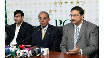 Former ICC chief executive visits PCB