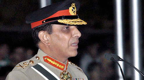 Don't undermine the military, warns Kayani