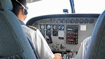 Half of pilots fall asleep at controls