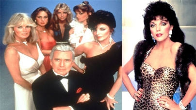 If Dallas make comeback Dynasty says Joan Actress keen revive hit show