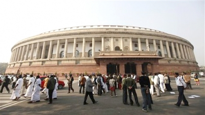 India's fragile government faces stormy parliament