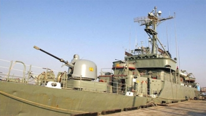 Iranian warships reportedly leave Sudan port