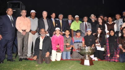 Mohsen Zafar claims 29th Millat Governors Cup-Javed Khan best in Seniors Event