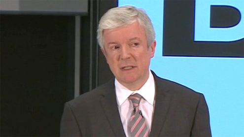 New director general Tony Hall: BBC can overcome crisis