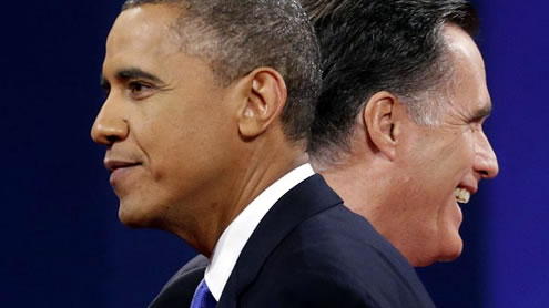 Obama, Romney close out campaigns for President