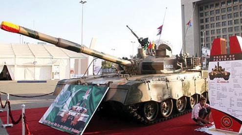 Pakistan progresses in defence production
