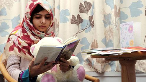 Realising Malala's dream