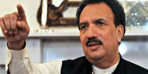 Rehman Malik announces Rs 200 million for information on Ehsanullah Ehsan