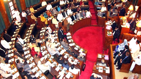 Sindh Assembly erupts over new Local Govt law