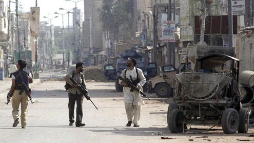 The killing fields of Karachi
