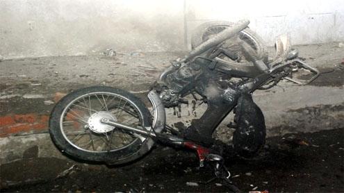 blasts near imambargah