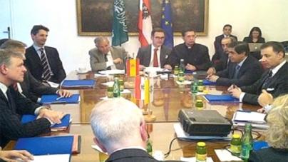 Vienna dialogue center opens Monday