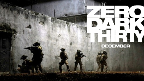 Bin Laden movie 'Zero Dark Thirty' based on first-hand accounts