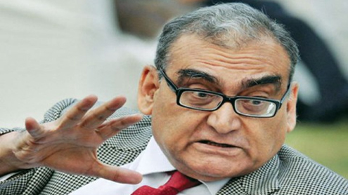 90 per cent of Indians are idiots: Justice Markandey