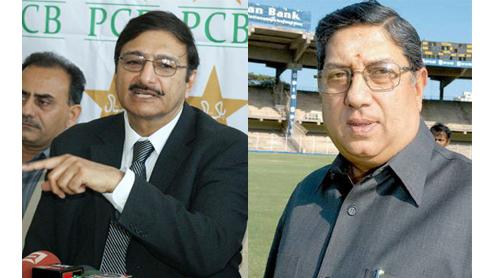 BCCI president invites PCB chairman