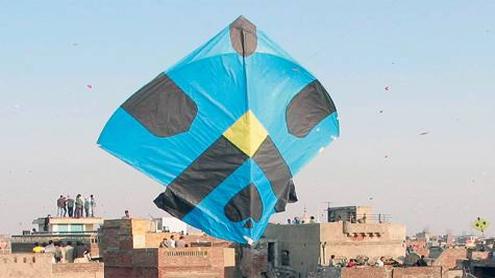 Basant kites may adorn Lahore skies again