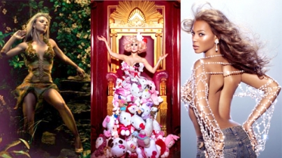 Beyonce, Britney and Lady Gaga unite for Markus and Indrani