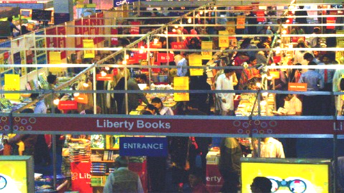 Book fair cheers up citizens, publishers