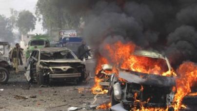 Car bomb in Jamrud kills 21, injures 80