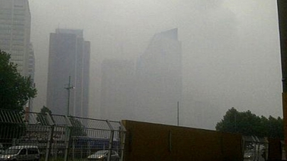 Chinese pesticide cloud alarms Buenos Aires