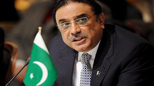 Consensus on investment policies through consultation with political parties: President
