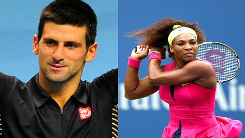 Djokovic, Serena named ITF World Champions