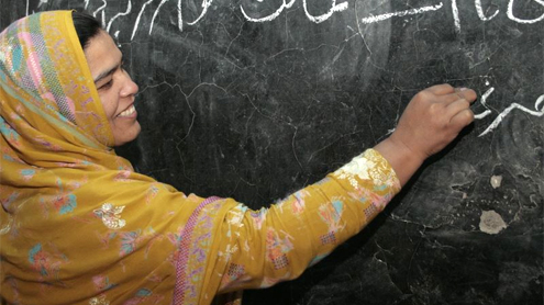 Education key to women development