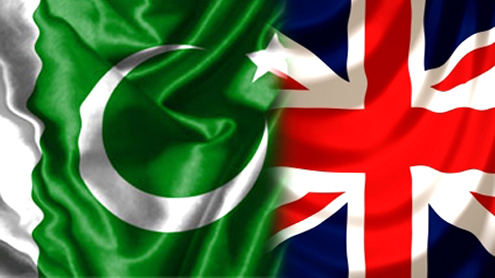 Efforts to boost trade between Pak-UK: High Commissioner