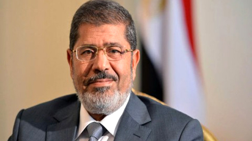 Egypt oppn to rally outside Mursi's palace