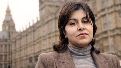 Gay marriage law Baroness Warsi claims equality string unintended consequences