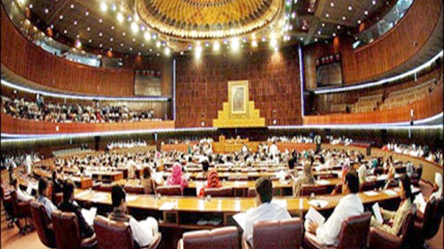 In NA, PPP clarifies no dept to declare Ahmadis Muslims