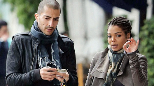 Janet Jackson gets engaged to Qatari rich man Wissam Al Mana ~ OK