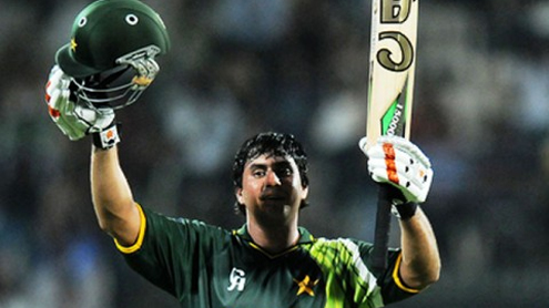Junaid, Jamshed sparkle as Pakistan draw first blood