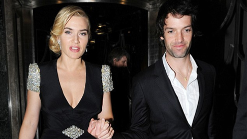 Kate Winslet marries Ned Rocknroll in New York