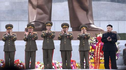 Kim Jong-Il personality cult costs North Korea £62m