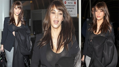 Kim Kardashian comes clean on the secrets of her new hairdo