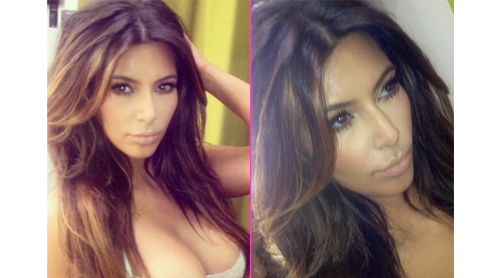Kim Kardashian leads the way over new photo ownership rules Instagram