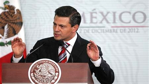 Mexico's new president, opposition agree to push reforms