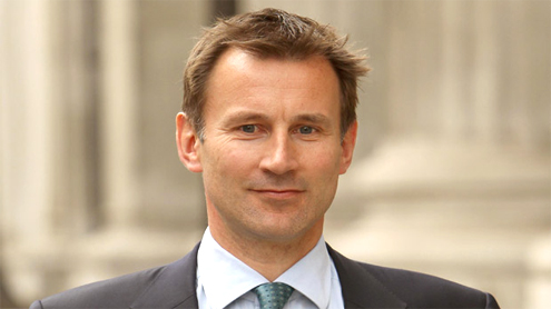 Minister Jeremy Hunt likes the death pathway