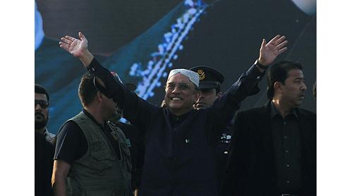 Neutral setup to ensure holding of free, fair polls: Zardari