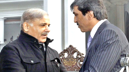 New governor offers olive branch to Punjab govt