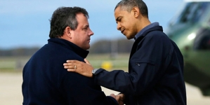 Obama, Christie Meet at the White House