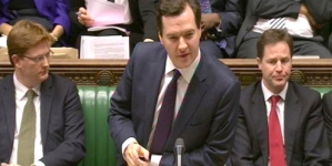 Osborne puts 400,000 middle-class workers into 40% tax band