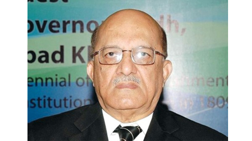 PPP 'agrees' on Justice Nasir as caretaker prime minister