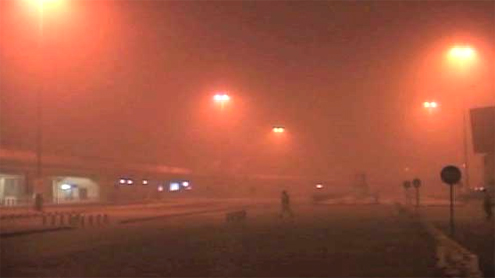 Peshawar-Islamabad Motorway closed due to fog